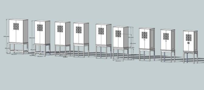 Design the Cabinet