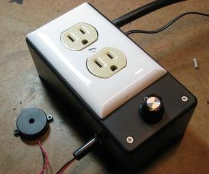 The Knock Box: Build a Knock-Sensitive Power Strip