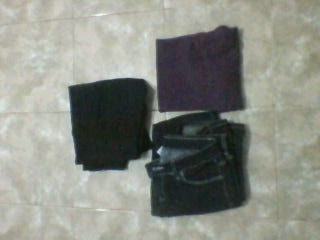 Ironed Cloths