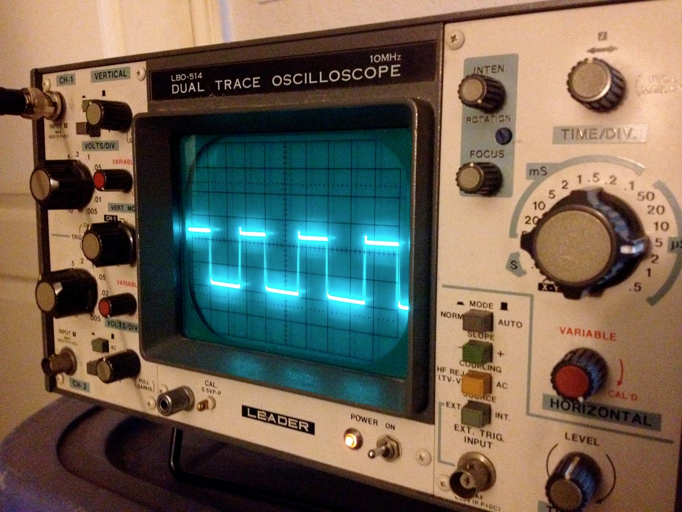 Making the Waveforms Sexier