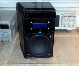 Digitally Controlled 18W Guitar Amplifier
