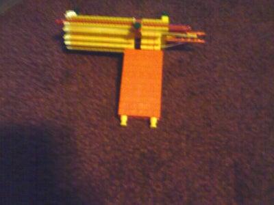 Simple Knex Gun