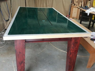 Staining My Table