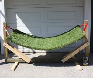 Collapsable Hammock Stand