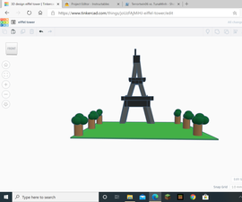 How to Build an Eiffel Tower