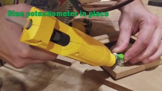 Insert Your Potentiometer