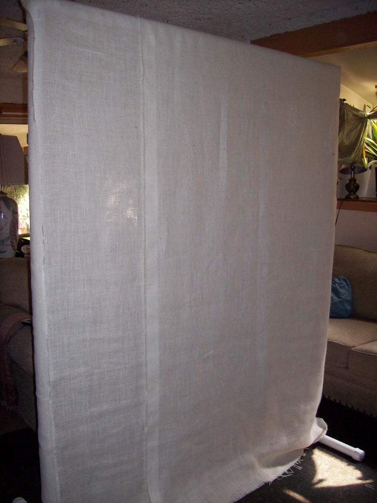 PVC Room Divider (Cheap and Easy!)