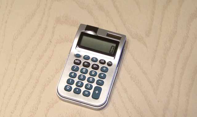 Hacked Calculator Prank