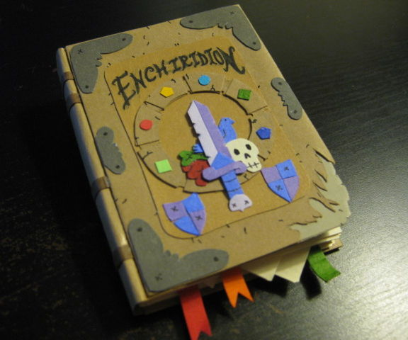 Enchiridion Jewelry Box