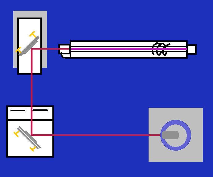 K40 Laser Cutter Mirror Alignment