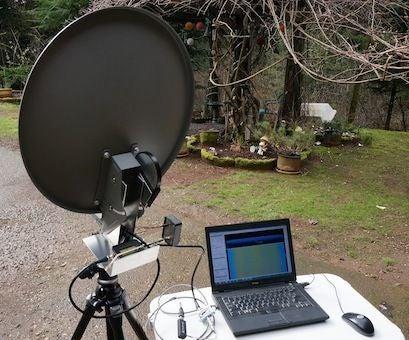 IOT Based Radio Telescope