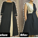 Cotton Dress - Cloth Refashion!