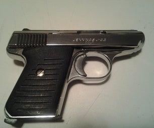 How to Field Strip a Jennings J-22  .22lr Pistol
