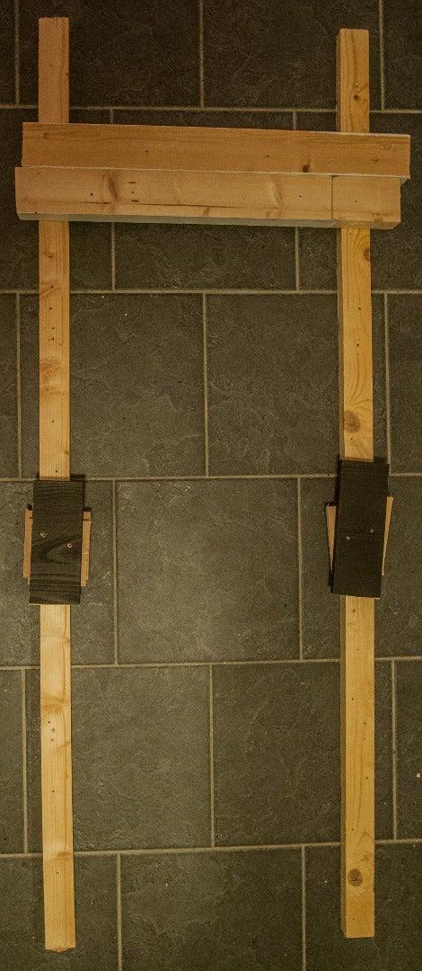 Multi Purpose Plywood TV Stand