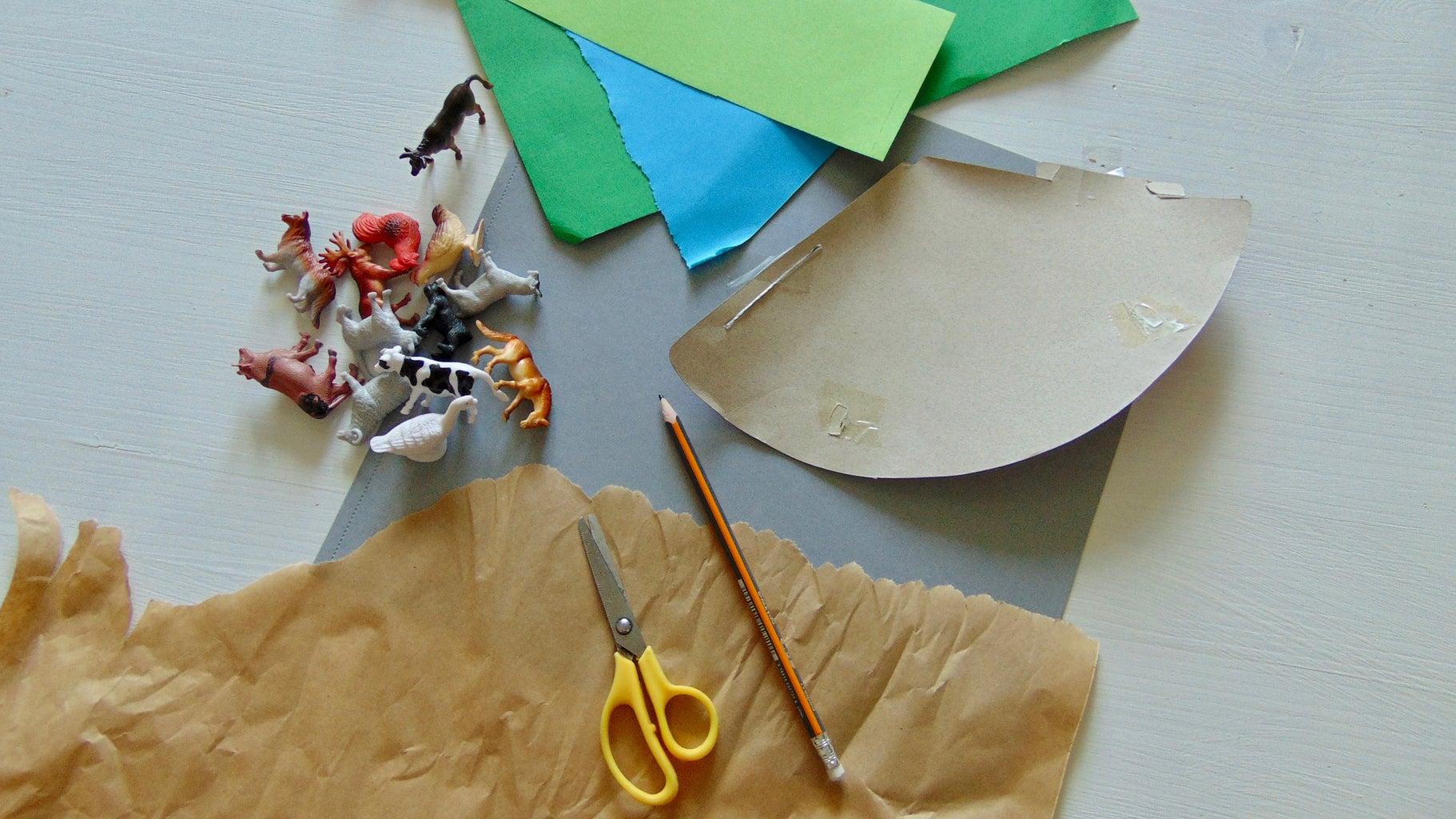 Paper Ingredients