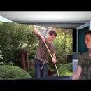 DIY Green/Blue Screen