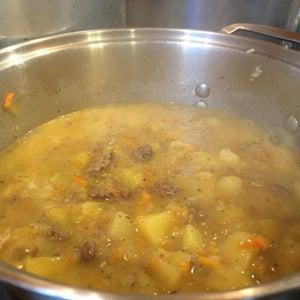 Add Cheese, Milk, Seasonings, Sour Cream, Bacon