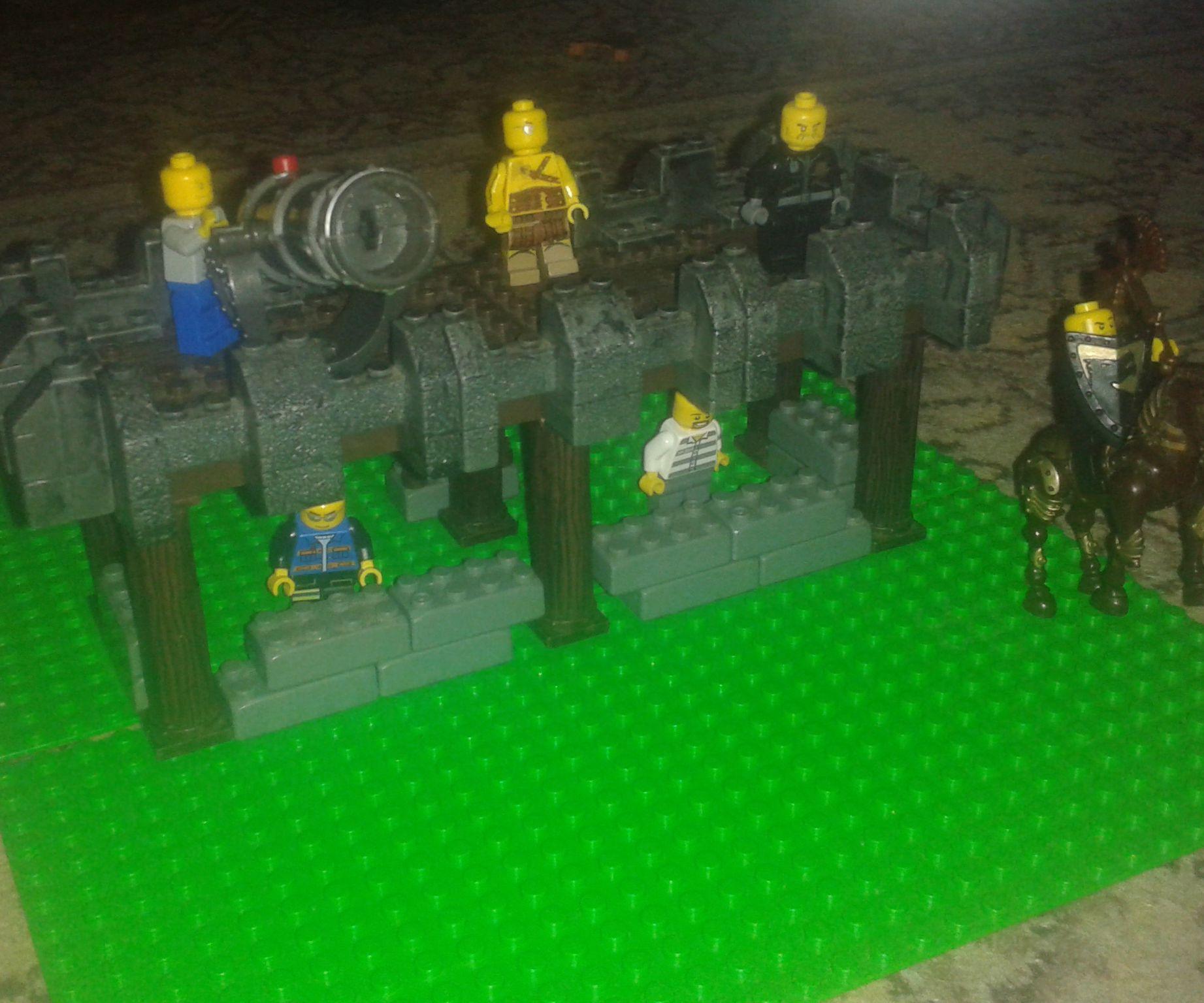 LEGO Bunker!