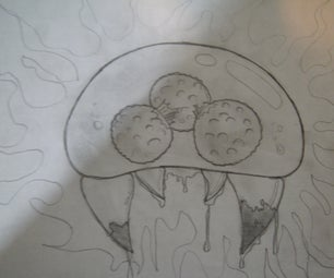 How to Draw a Metroid...