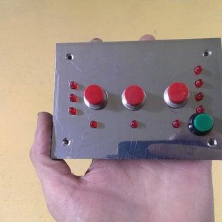 3 Floor Elevator Arduino