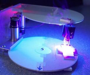 旋转数控激光雕刻机