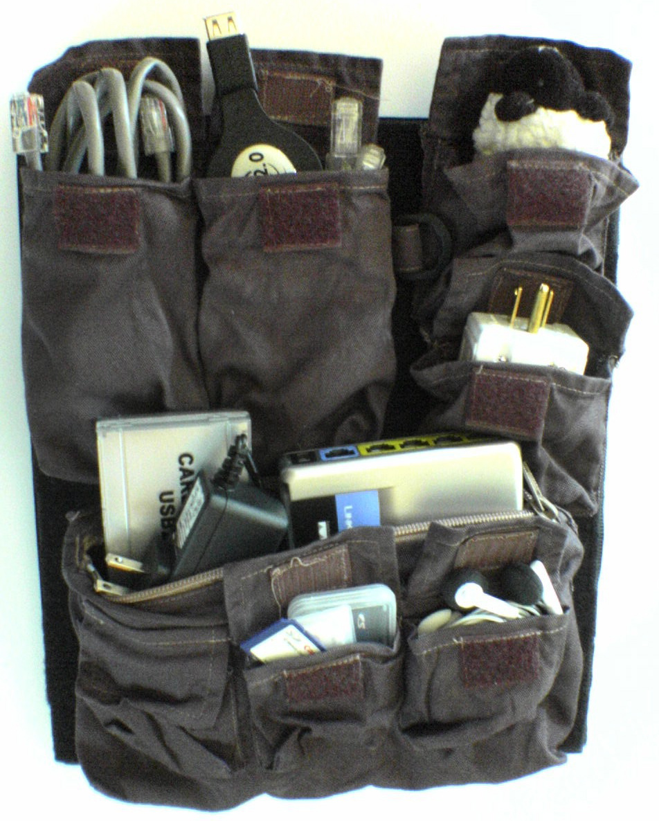 Laptop Bag Organizer