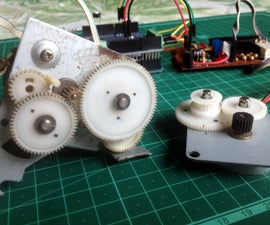 Stepper Motor Controlled Stepper Motor | Stepper Motor As a Rotary Encoder