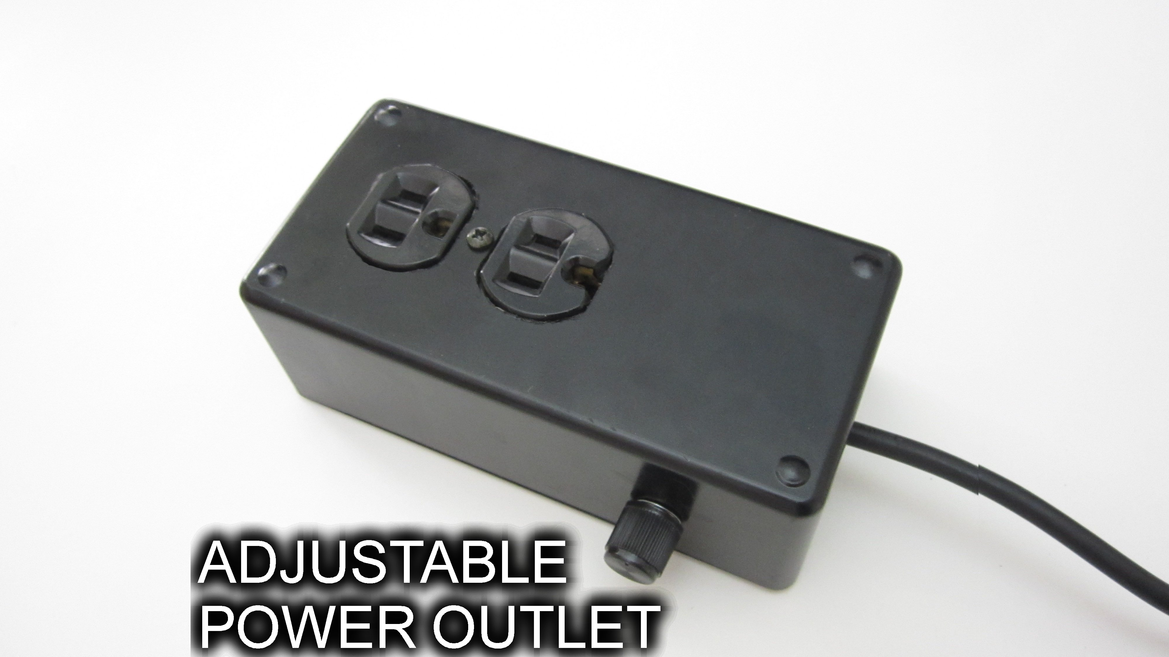 Adjustable Power Outlet