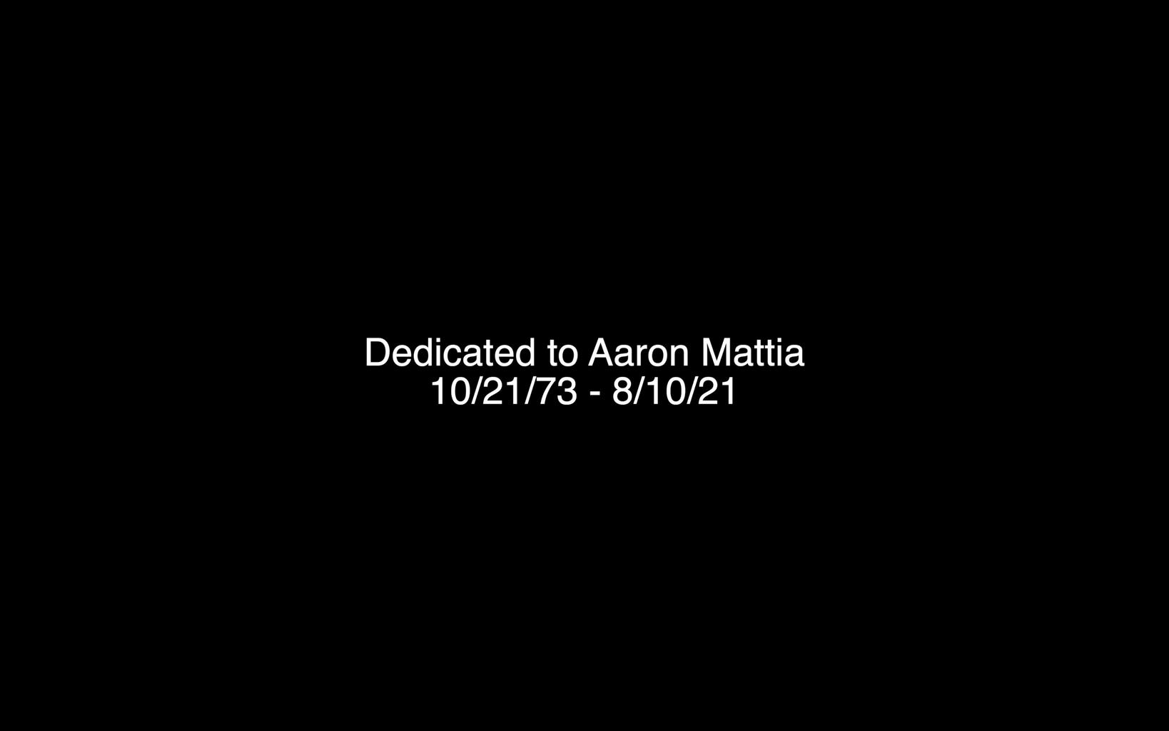 Aaron Mattia