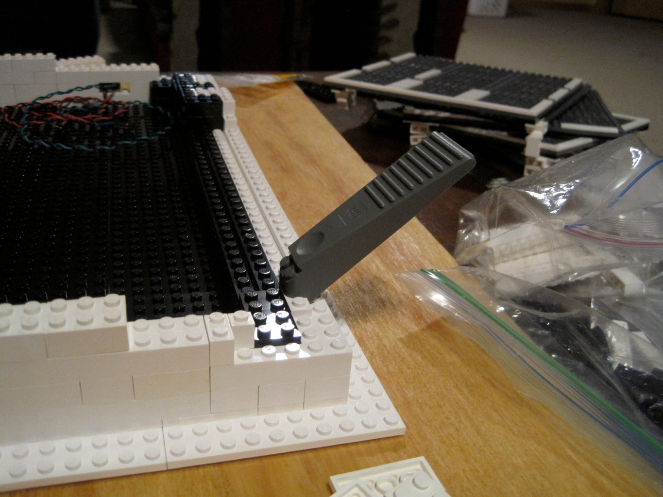 How to Order Lego Parts - Ordering