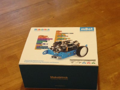 Assembling the MBot