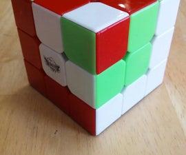 Rubik's Cube Tricks : Cube in a Cube in a Cube...