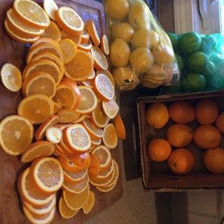 Make Citrus Powder