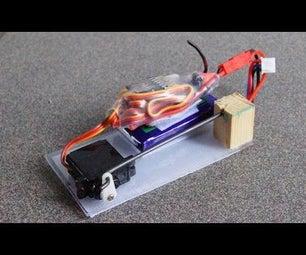 Remote Control Drop Mechanism