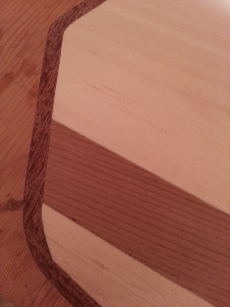 Adding Hardwood Rails