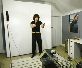 Controlling Devices With Your Hands: Automated Filmmaking Rig