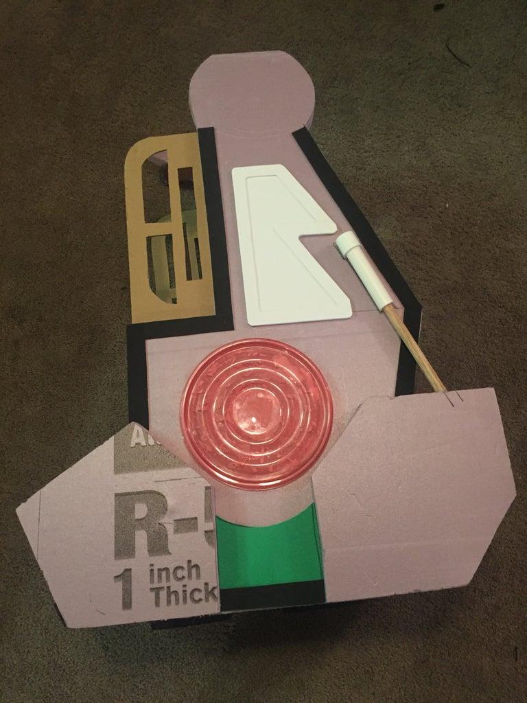 Cardboard Flappy Things