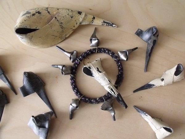 BikeBird Skull Jewelry