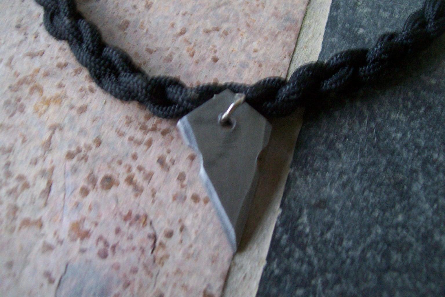 Attach to Keychain/ Necklace