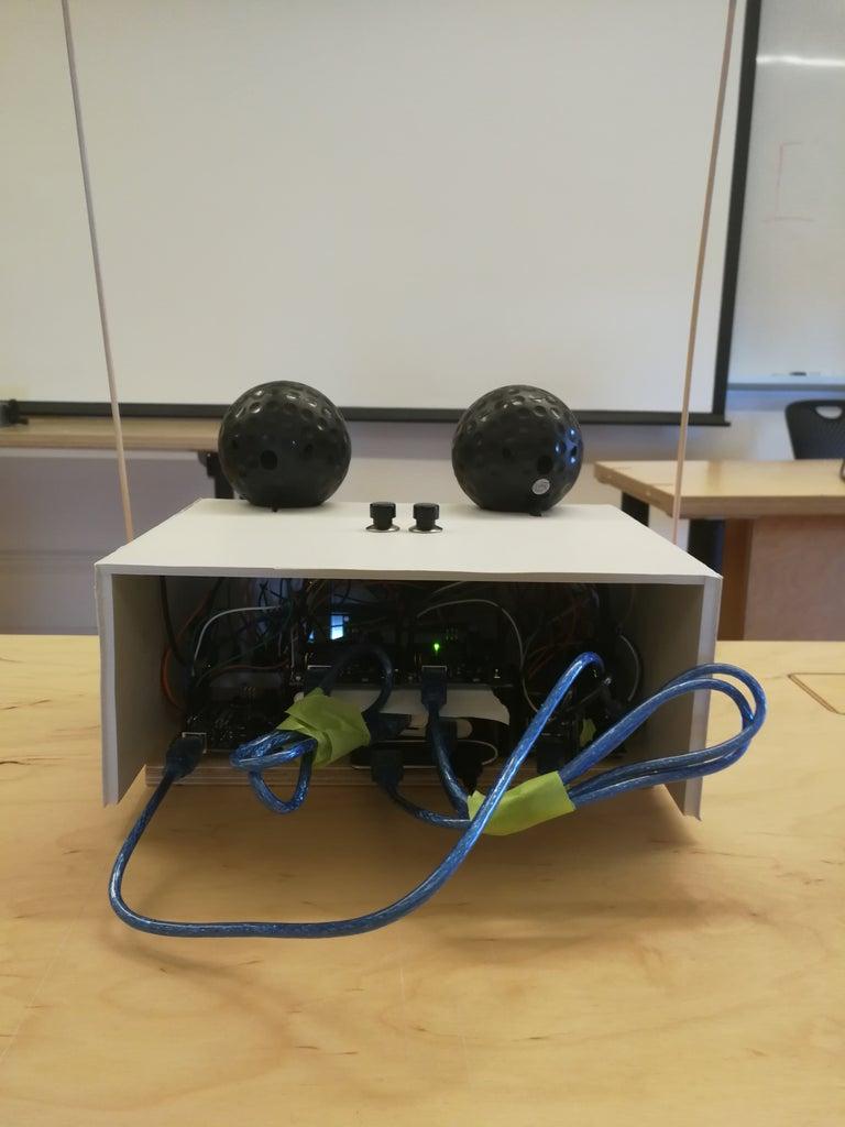Process Fabrication + Assembly