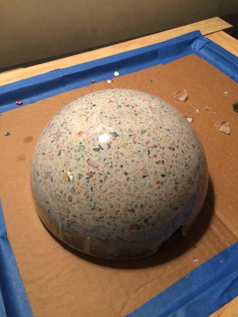 Early Experiments: the Terrazzo Bowl Fiasco