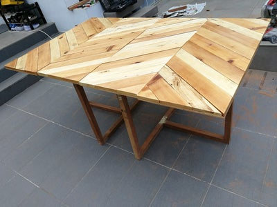 Add the Table Top