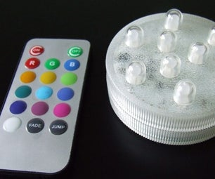 Smart Remote Controlled Lights