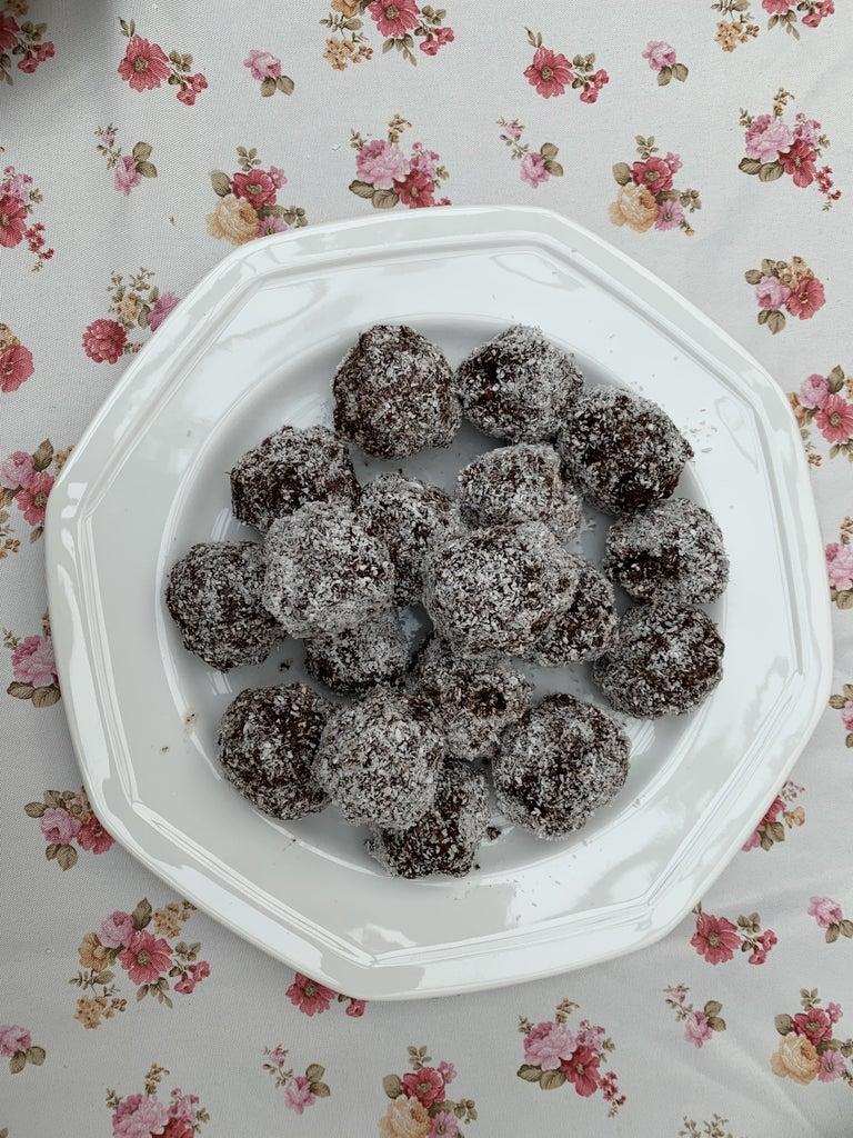 Preparation of Chocolate Balls