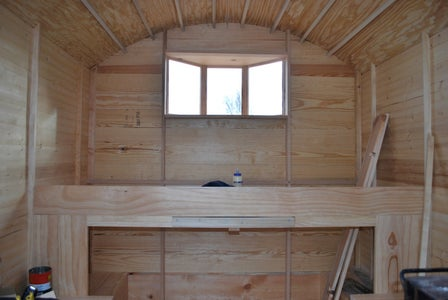 Table, Window, and Door