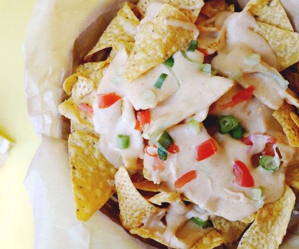 The Best Nacho Cheese Recipe - Super Bowl / Party Recipe