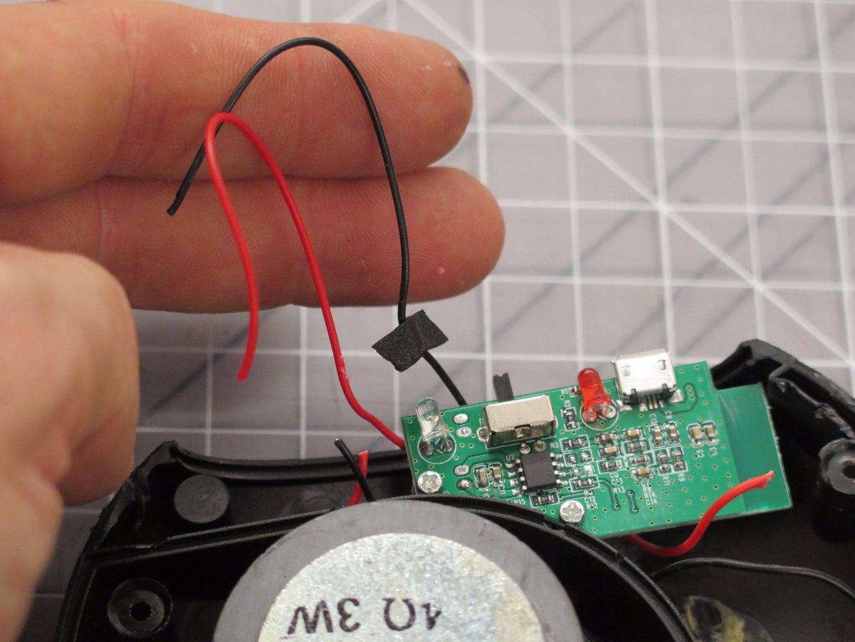 Remove Bluetooth Circuit
