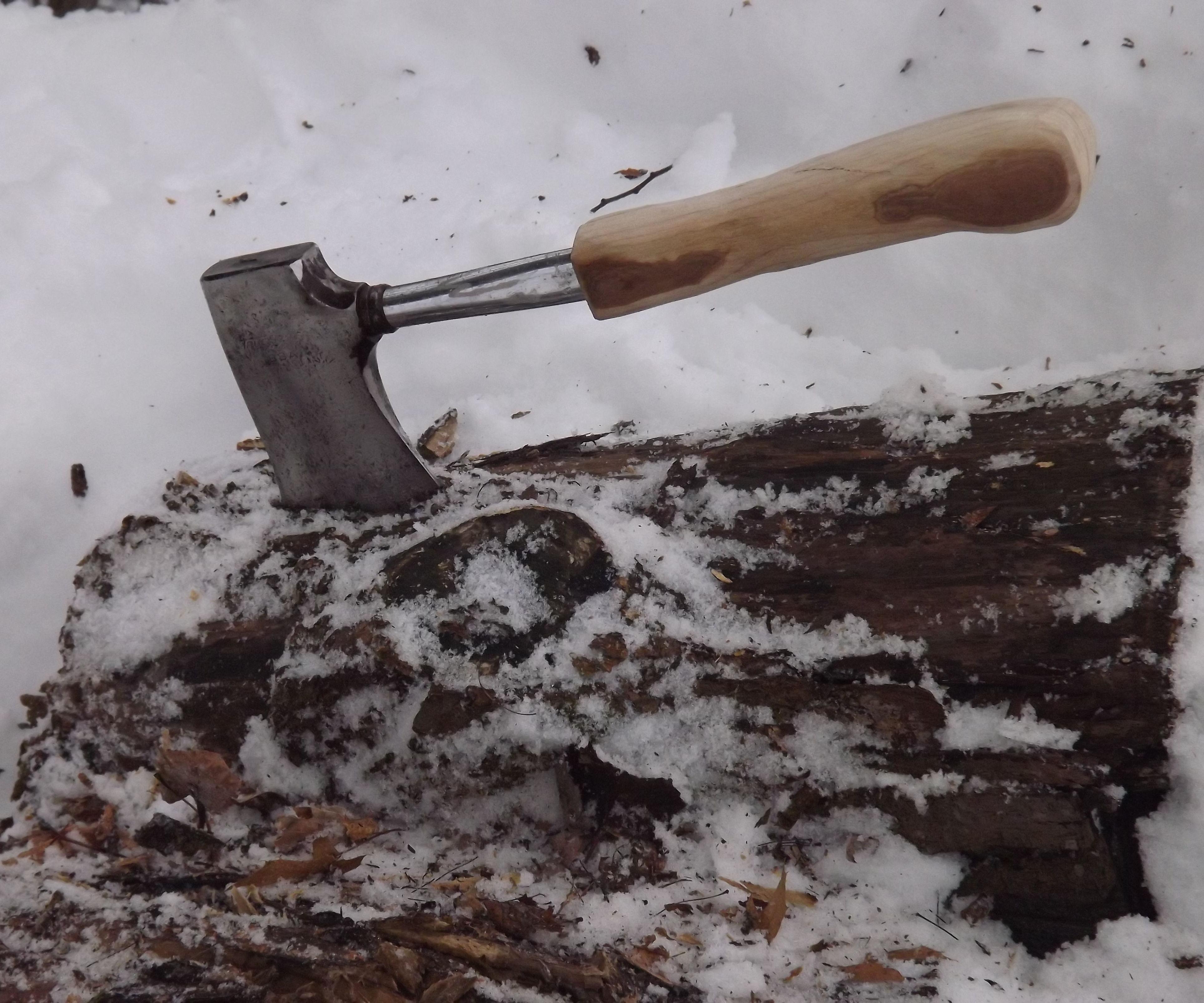 Hatchet Restoration