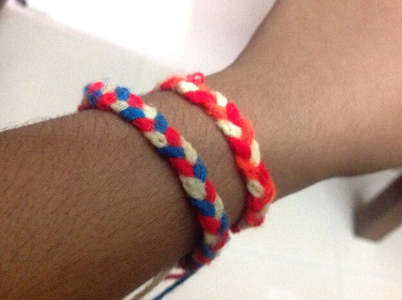 Make a Braided Crotchet Bracelet