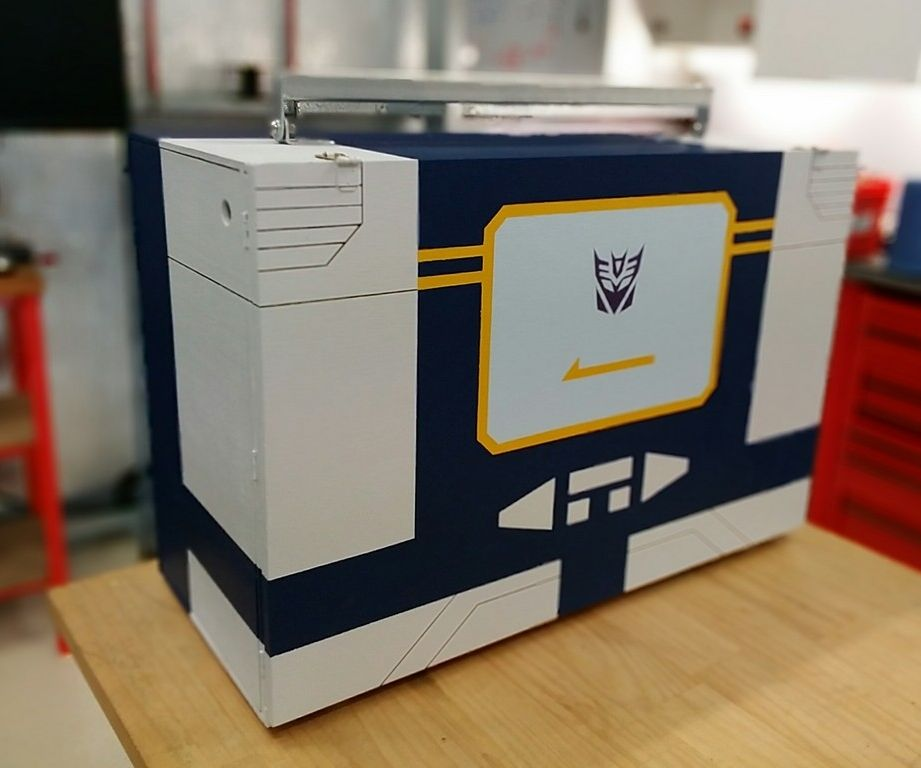 Soundwave Portable Electronics Workstation